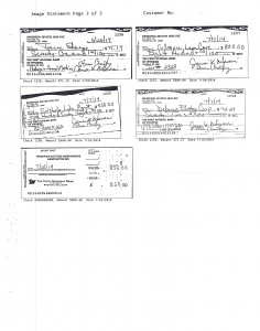 Riverview Bank Statement July 31 2014 Page 3
