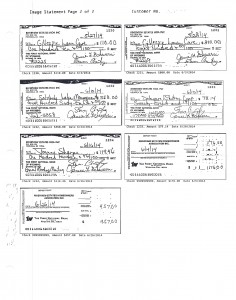 Riverview Bank Statement June 30 2014 Page 2