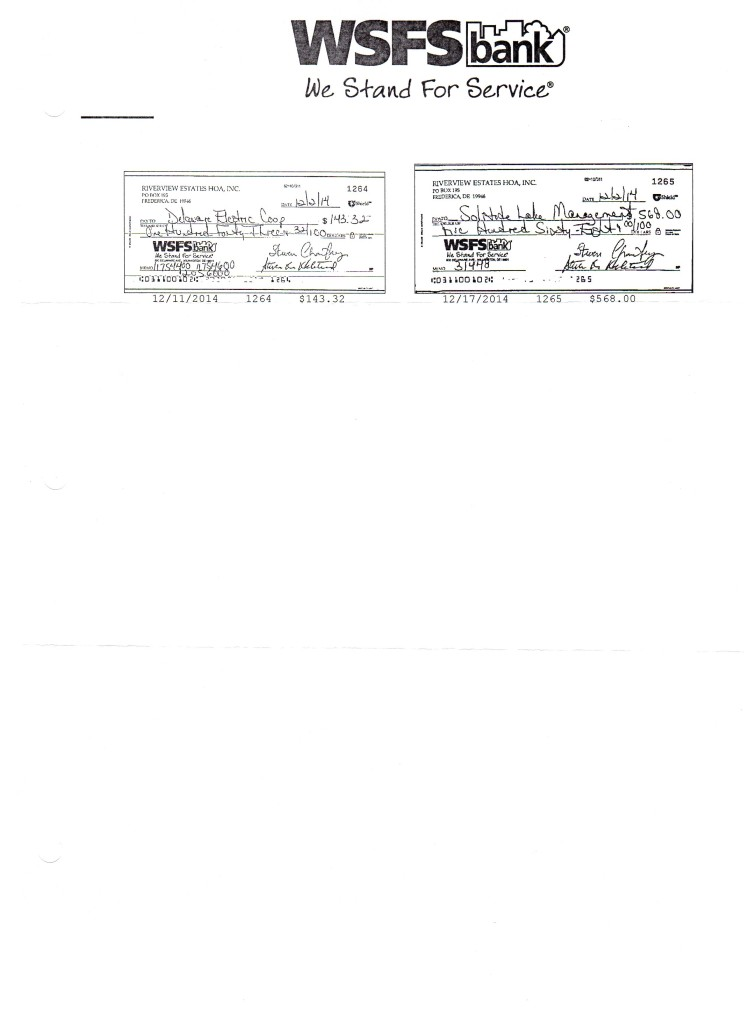 Riverview Bank Statement December 31 2014 Page 4