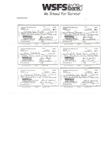 Riverview Bank Statement May 31 2015 Page 4
