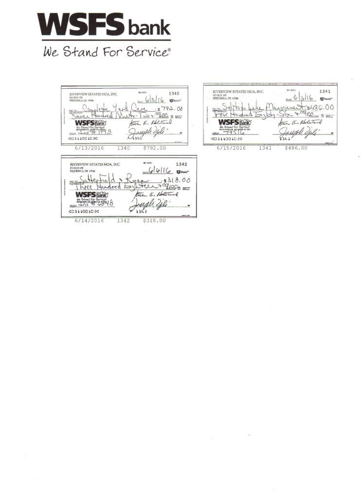 Riverview Bank Statement June 30 2016 Page 4